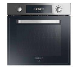 Vous pouvez désormais cuire des plats sur 5 niveaux ! Mode de cuisson : multifonction Nombre de fonctions de cuisson : 8 Mode de nettoyage : catalyse Dimensions en cm : L. 59,5 - H. 59,5 - P. 54,6 Dimensions d'encastrement en cm : L. 56 - H. 59 - P. 56 CE