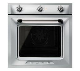 Mode de cuisson : multifonction TYPO Niveaux de cuisson 5 Nombre de fonctions de cuisson : 10 Volume (L) / Tournebroche : 70L / non Equipement : 1 lèchefrite et 1 grille Dimensions en cm : L. 46- H. 36 - P. 42,5 CE : 0,89 kWh en convection forcée Label En