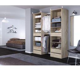 kit dressing jimmy coloris ch ne clair dressings but. Black Bedroom Furniture Sets. Home Design Ideas