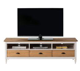 Meuble TV IRYNA Bois massif