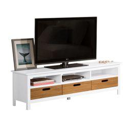 Meuble TV IBIZA Blanc