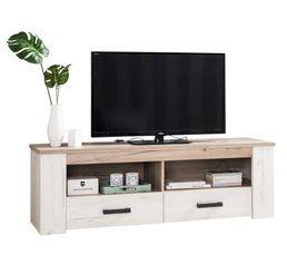 Meuble tv pas cher for Meuble de tele haut