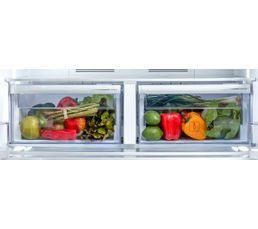 Réfrigérateur américain BEKO GN1416220CX Everfresh+