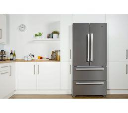 Réfrigérateur Multiportes BEKO BGNXP Inox Réfrigérateurs Et - Réfrigérateur multi portes