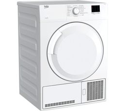 BEKO  DBBU81310W blanc