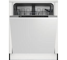Lave-vaisselle intégrable BEKO BDI16B42 14 couverts