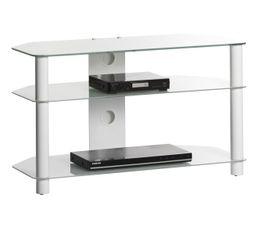Meuble TV 90 cm NEO Blanc