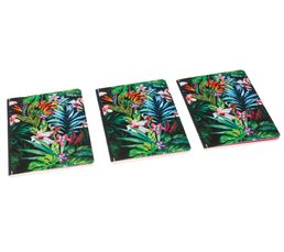 Carnet de note 14X10  Multicolore