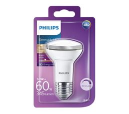 Ampoule LED 5,7W équiv 60W 345lm E27 Blanc chaud