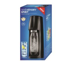 SODASTREAM Machine à gazeifier Spirit noire