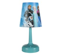 lampe de chevet frozen bleu luminaires enfants but. Black Bedroom Furniture Sets. Home Design Ideas