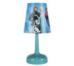Lampe De Chevet Frozen Bleu Luminaires Enfants But