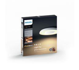 Plafonnier LED + télécommande STILL Blanc