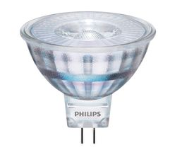 3W équiv 20W 230lm GU5,3  Blanc chaud