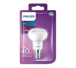 Ampoule LED 4,5W équiv 40W 230lm E14 Blanc chaud