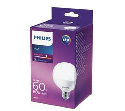 9,5W équiv 60W 806lm E27 Ampoule LED Blanc chaud
