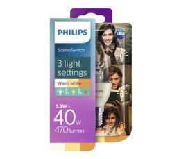 Ampoule LED 5,5W équiv 40W 470lm E14 Blanc chaud