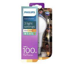 Ampoule LED 14W équiv 100W 1521lm E27 Blanc chaud