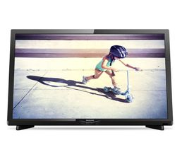 PHILIPS Téléviseur Full HD 22'' 55 cm 22PFS4232