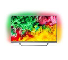 Téléviseur 4K 55'' 139 cm PHILIPS 55PUS6803 LED