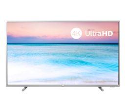 Plus de détails Téléviseur 4K Smart 50 126 cm PHILIPS 50PUS6554/12 LED