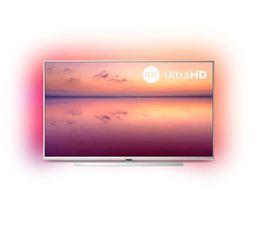 Téléviseur 4K Smart 55139 cm Philips 55PUS6804/12 LED But