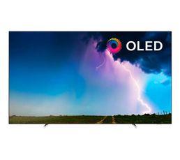 Type : 4K OLED TYPO USB 2 Taille : 139 cm (55) Prise(s) HDMI : 4 Prise(s) USB : 2 Autre(s) prise(s) : 1 optique, 1 éthernet Consommation : Classe B/Marche 140W /VeilleSmart TV 4K technologie OLED Technologie ambilight pour un éclairage d'ambiance immersif