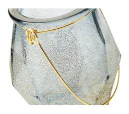 Lanterne H. 8,5 cm. DIFFUSION Doré