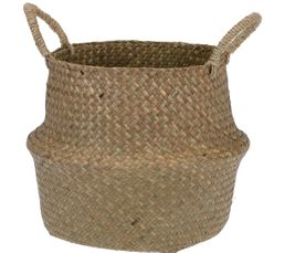 Panier 34x29 ZOSTERE Naturel