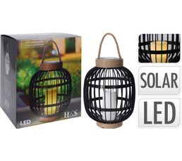 Lanterne solaire LANTERNE Noir