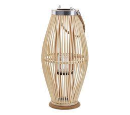 Lanterne H.38 cm BALTIQUE Naturel