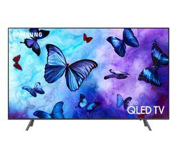 Televiseur QLED 55139 Cm SAMSUNG QE55Q6FNATXX Noir