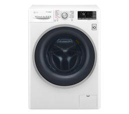 Lave-linge hublot séchant LG F964J71WRH blanc