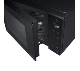 Four micro-ondes grill LG MH6535GDB