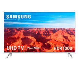 SAMSUNG Téléviseur 4K 82'' 208 cm UE82MU7005
