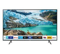 Plus de détails Téléviseur 4K 65 163cm Smart SAMSUNG UE65RU7025 LED