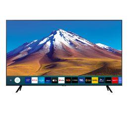 """Plus de détails Téléviseur 4K 65"""" 163cm Smart Samsung  UE65TU7025KXXC"""