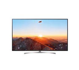 Téléviseur 4K 55'' 139 cm LG 55SK8100