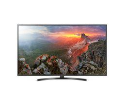 Téléviseur 4K UHD 55'' 139 cm LG 55UK6470 LED