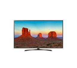 Téléviseur 4K 65'' 164 cm LG 65UK6470