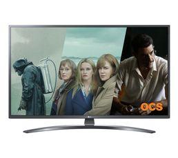 Plus de détails Téléviseur 4K Smart 65 164 cm LG 65UM7400 LED