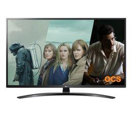 Plus de détails Téléviseur 55 4K Smart TV LG 55UM7450