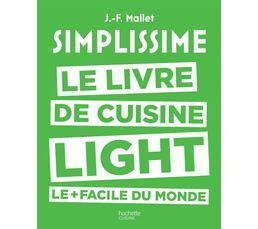 Livre de cuisine HACHETTE Simplissisme Light