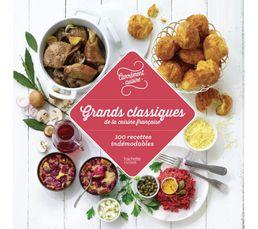 Livre de cuisine HACHETTE GRANDS CLASSIQUES