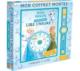 Hachette Jeunesse Coffret J'apprends à lire l'heure