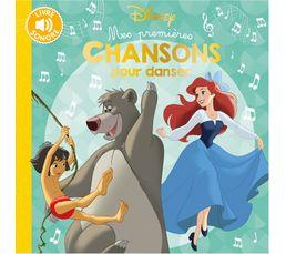 Livre Disney HACHETTE Mes premières chansons