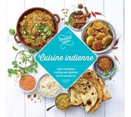 Livre de cuisine HACHETTE CUISINE INDIENNE