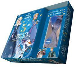Hachette Coffret Disney Reine ds Neiges 5 Minutes pour s'endormir