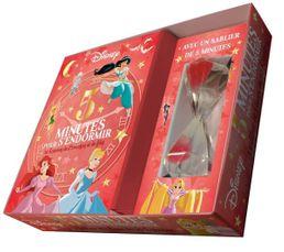 Hachette Coffret Disney Princesses 5 Minutes pour s'endormir