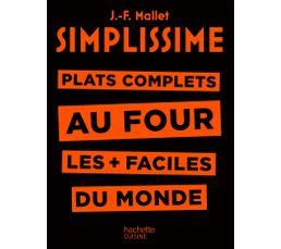 Livre de cuisine HACHETTE Simplissisme Plats complets